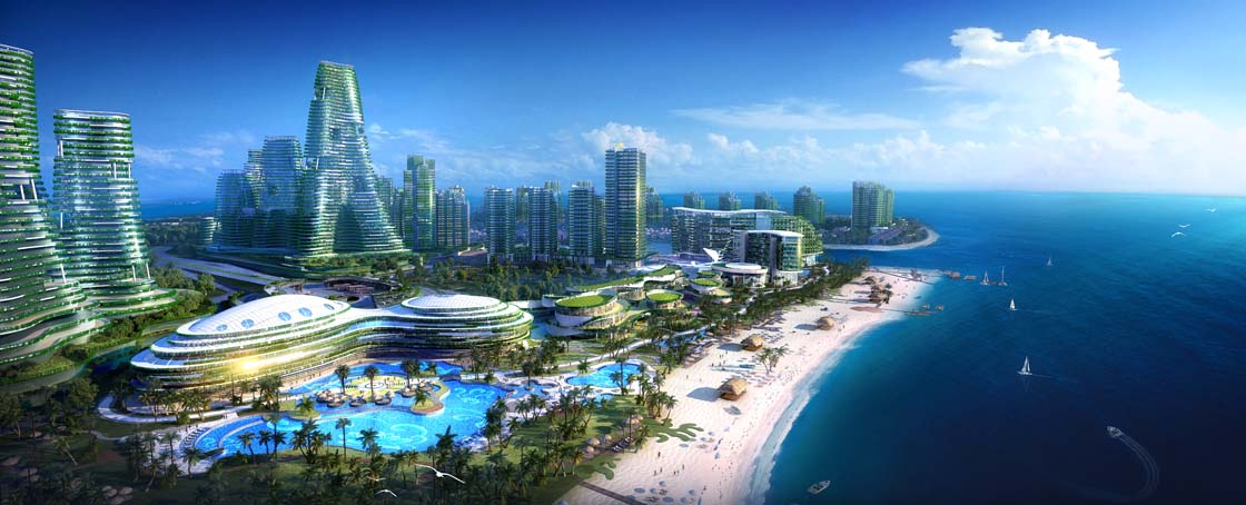 Forest City Granted Duty Free Zone Status And Corporate