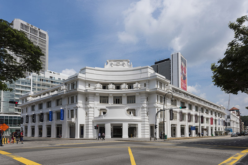 13, 15, 17 Stamford Road, Capitol Singapore - Publications ...
