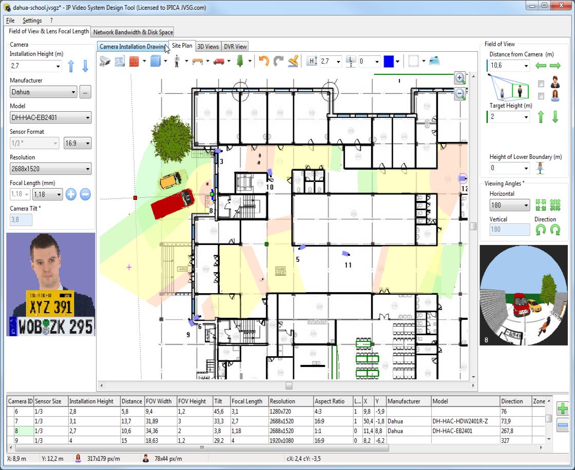 Jvsg cctv design software home design inspirations for Cctv layout software