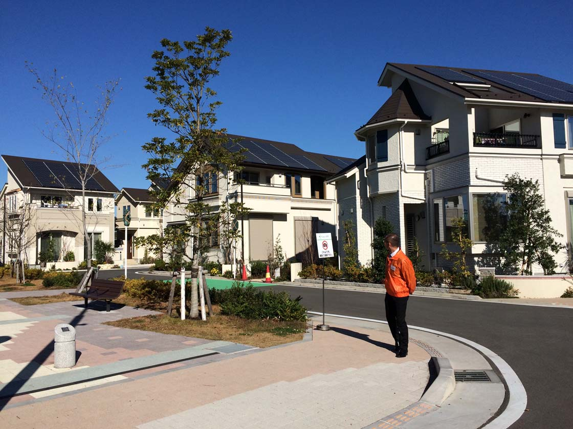 Fujisawa Sustainable Smart Town Officially Opened